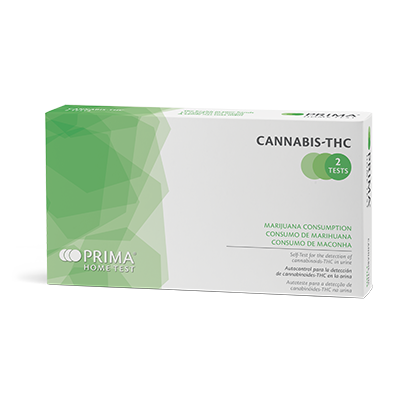 Test Cannabis-THC (2 test)