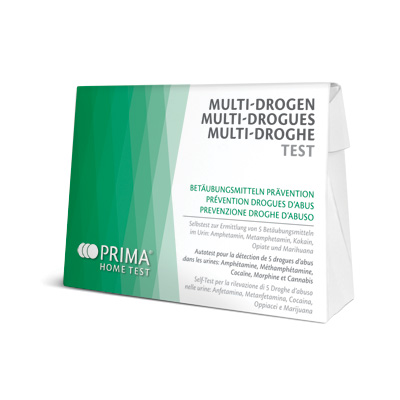 Test multi-droghe